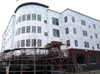 Spirit on Lake Apartments – Construction Update: Brick & Exteriors Going Up!