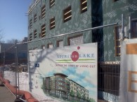 Spirit on Lake Apartments – Construction Update: The Walls Are Going Up!